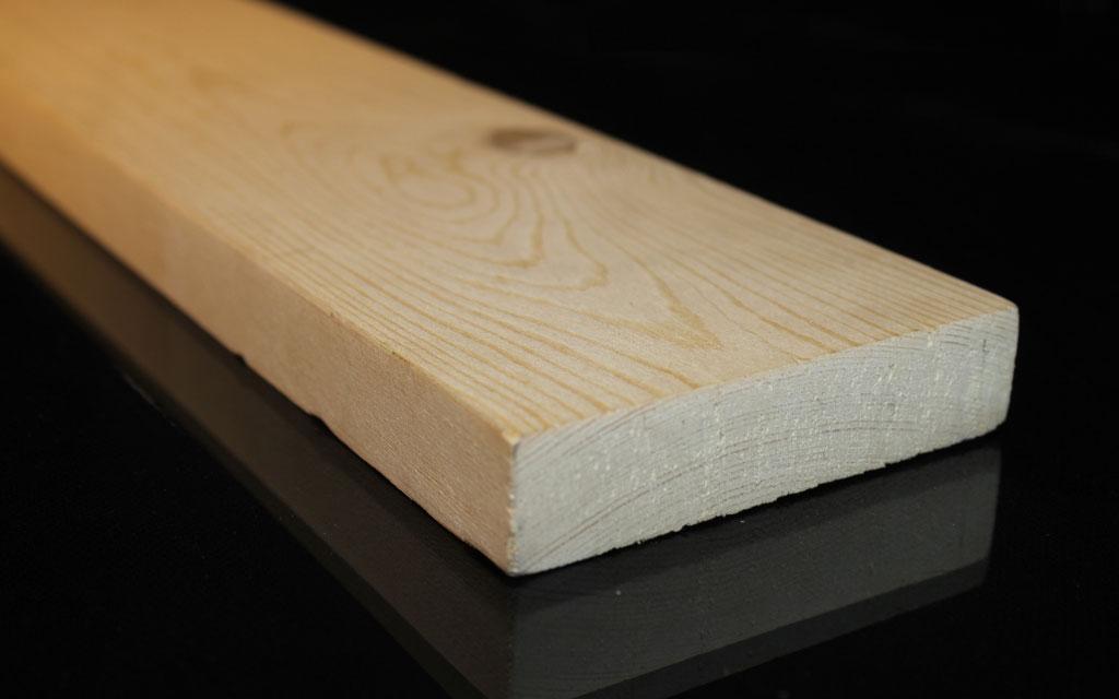 چوب در ابعاد 2 در 10 سانتیمتر صاف