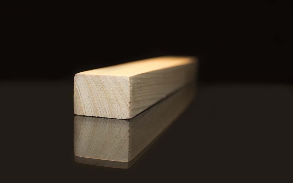 چهارتراش در ابعاد ۲ در ۳ سانتیمتر